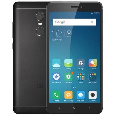 [4X 黒のクーポンも追記]Xiaomi Redmi note 4 SD625版ブラックが$159.99 やっぱり黒がかっこいい