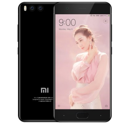 [終了-当サイト限定クーポン]リセラー最安価格 Xiaomi Mi6 64GBが56offの$369.99!限定10台!!