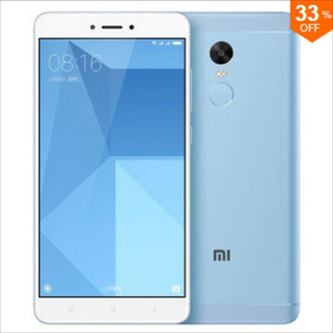 Xiaomi Redmi Note 4X Light Blue 4GB/64GBが$24offで最安価格 Snapdragon 625版!