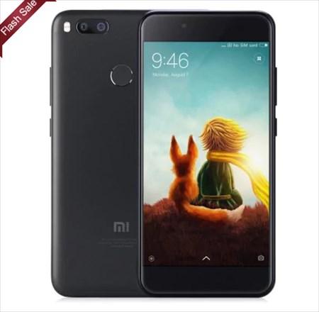 [最安国別クーポン 限定20]Xiaomi Mi 5X 4GB/64GBが過去最安の$209.99→$189.99 限定20台 このプラスレンジのデュアルカメラでは最強