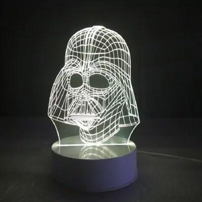 3Dランプが全商品25%offに 流行っているのでしょうか3Dランプって