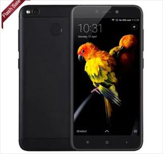 [終了 10/13 5時開始]Xiaomi Redmi 4X 3GB/32GB Blackが過去最安$109.99 100台限定