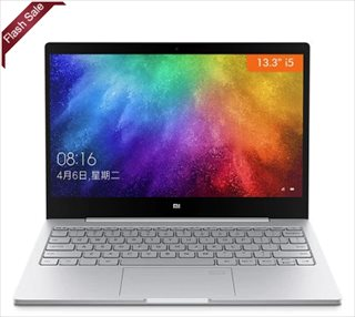 [過去最安]Xiaomi Notebook Air 13.3 Fingerprint 8GB/256GB Geforce非搭載版が$749.99→$699.99