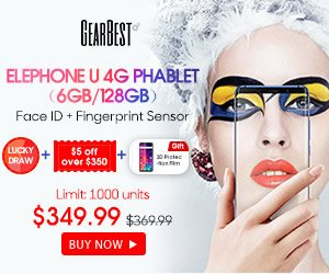 Elephone U / Pro on sale